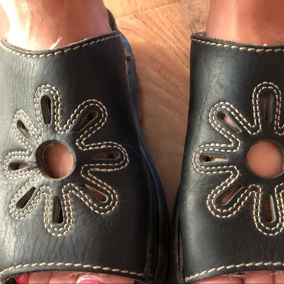 Vintage 9s Womens Dr Marten Sandals